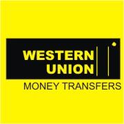 Western union hinta